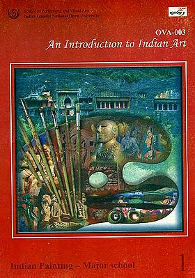 An Introduction to Indian Art (Set of 2 Books)