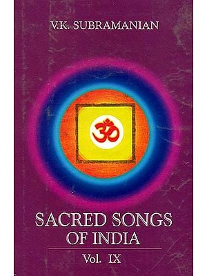 Sacred Songs of India (Vol. IX)