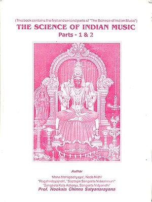 The Science of Indian Music - A Rare Book