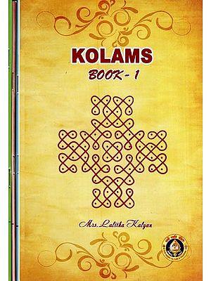 Kolams (Set of 4 Volumes)