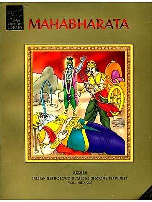 The Mahabharata (Comic Book)