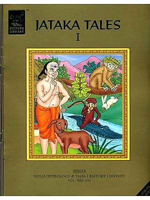 Jataka Tales (Set of 3 Books)