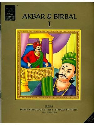 Akbar & Birbal (Set of 2 Books)