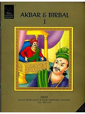Akbar & Birbal (Set of 2 Books)