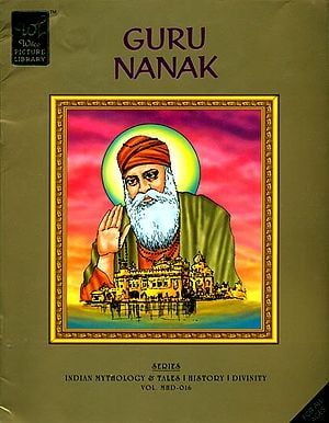 Guru Nanak (Comic Book)