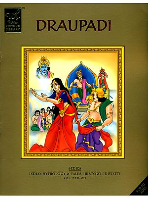 Draupadi (Comic Book)