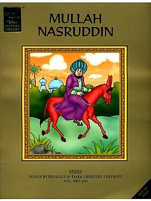 Mullah Nasruddin (Comic Book)