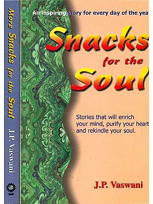 Snacks for the Soul: An Inspiring Story For Every Day of The Year (Set of 2 Books)