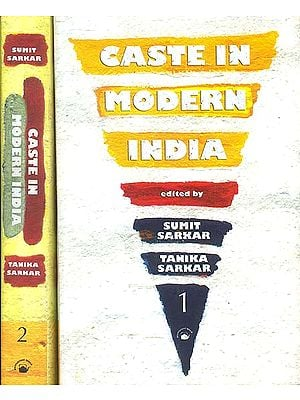 Caste in Modern India (Set of Two Volumes)