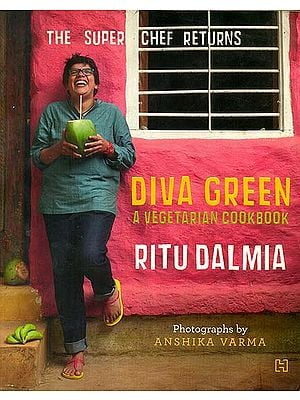 Diva Green : A Vegetarian Cook Book
