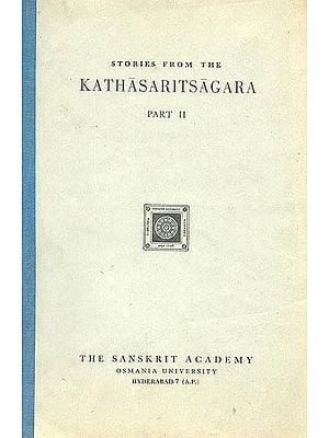 Stories from the Kathasaritsagara-A Rare Book