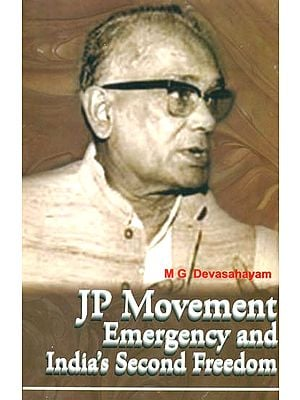 JP Movement Emergency and India's Second Freedom