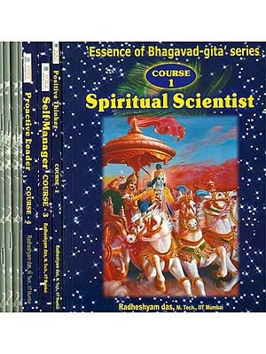 'Essence of Bhagavad-gita' Series (Set of 8 Books)