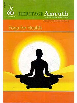 Heritage Amruth (Yoga For Health)