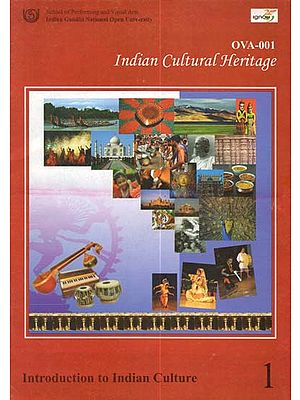 Indian Cultural Heritage (Set of 3 Books)