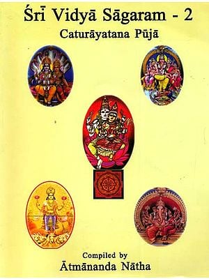 Sri Vidya Sagaram: Caturayatana Puja (Volume-2)