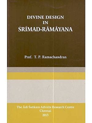 Divine Design in Srimad-Ramayana (Transliteration and English Text)