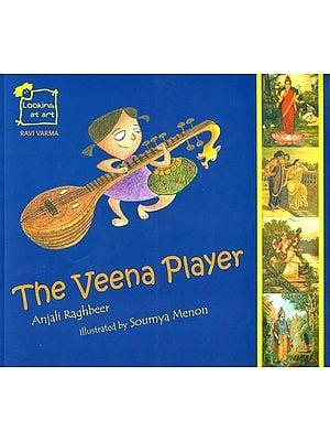 The Veena Player (Looking at Art - Raja Ravi Varma)