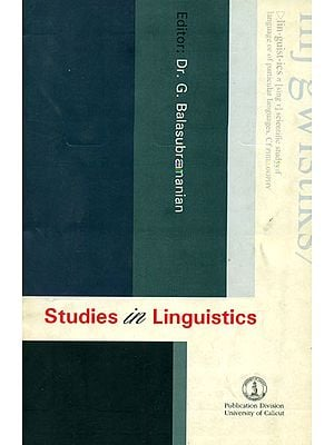 Studies in Linguistics