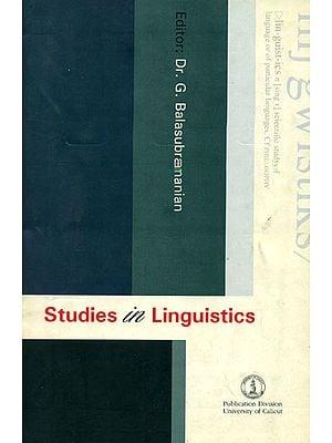 Studies in Linguistics