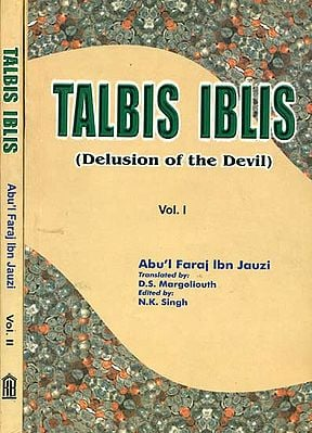 Talbis Iblis: Delusion of The Devil (Set of 2 Volumes)