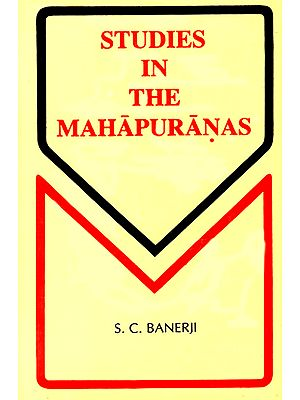 Studies in The Mahapuranas (A Rare Book)