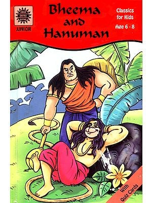Bheema and Hanuman (Classics for Kids)