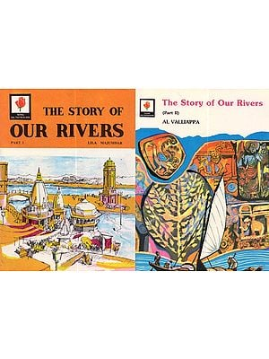 The Story of Our Rivers (Set of 2 Volumes)
