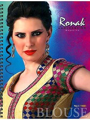 Ronak Lady Fashion Magazine for Blouse