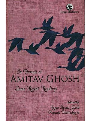 In Pursuit of Amitav Ghosh (Some Recent Readings)