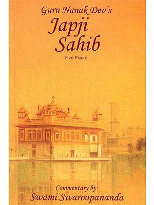 Japji Sahib (Five Pauris)