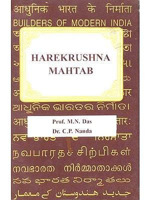 Harekrushna Mahtab