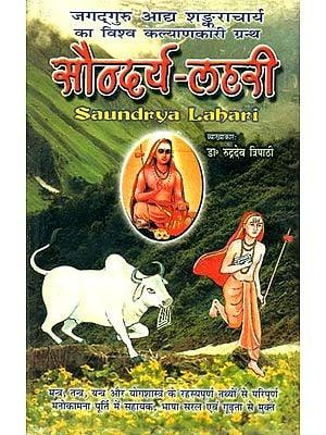 सौन्दर्य लहरी (संस्कृत एवं हिंदी अनुवाद)- Saundarya Lahari with Detailed Explanation in Hindi