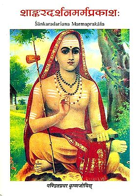 शांकरदर्शनमर्मप्रकाश: The Essence of Shankaracharya's Philosopy