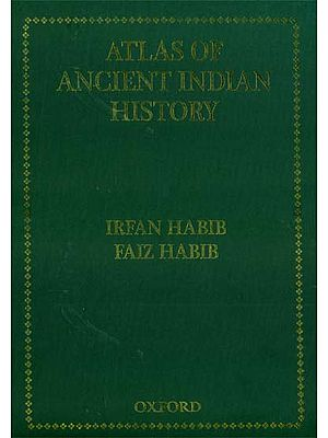 Atlas of Ancient Indian History (A Big Book)