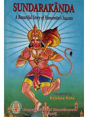 Sundarakanda (A Beautiful Story of Hanuman's Success)