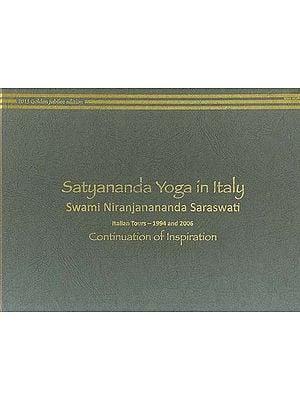 Satyananda Yoga in Italy