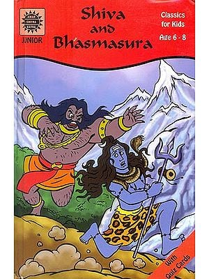 Shiva and Bhasmasura (Classics for Kids)