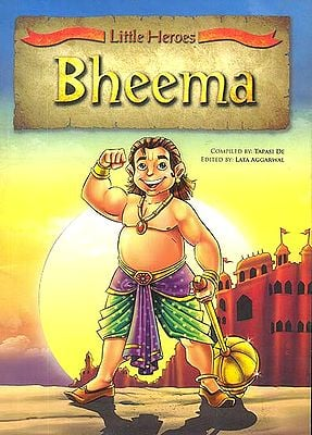 Little Heroes Bheema (Comic)