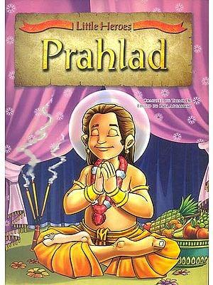 Little Heroes Prahlad (Comic)