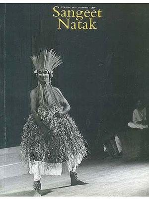 Journal of Sangeet Natak Akademi