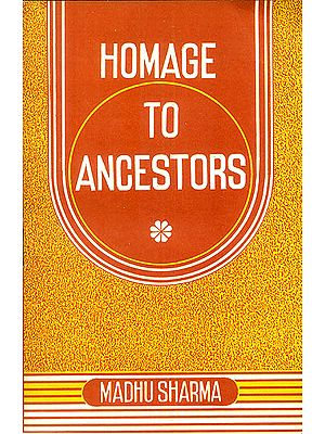Homage to Ancestors - An Old and Rare Book
