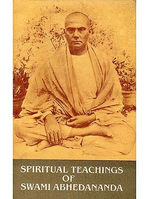 Spiritual Teachings of Swami Abhedananda