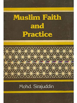 Muslim Faith and Practice(An Old and Rare Book)