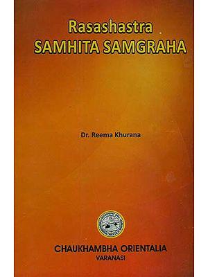 Rasashastra Samhita Samgraha