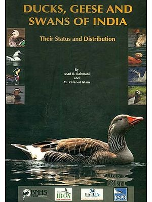 Ducks, Geese and Swans of India (Their Status and Distribution)
