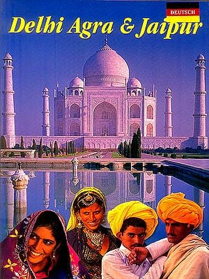 Delhi, Agra and Jaipur (German)