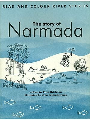 The Story of Narmada (Read and Colour River Stories)