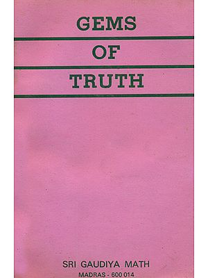 Gems of Truth (An Old and Rare Book)