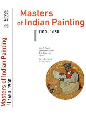 Masters of Indian Painting 1100-1900 (Set of 2 Volumes)